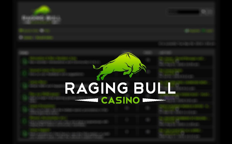 How to login with raging bull casino Australia?
